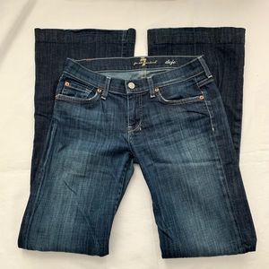 7 FOR ALL MANKIND || Dojo Fit Jeans